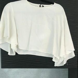 Zara Crop Top Size Small